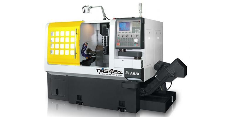 Arix TMS42CL CNC Otomat Torna