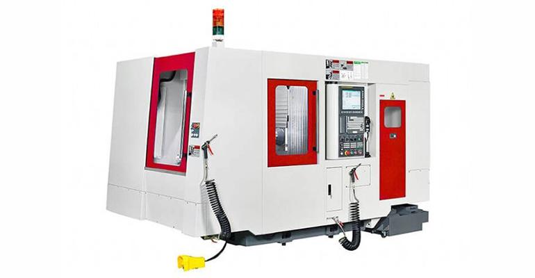 Litz LH-300 CNC Yatay İşleme Merkezi