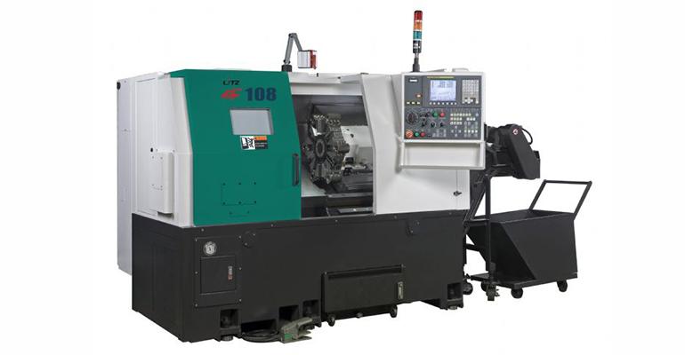 Litz EF-106 CNC Torna