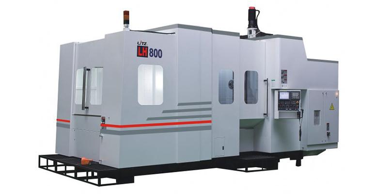 Litz LH-800B CNC Yatay İşleme Merkezi