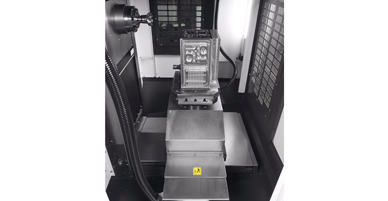 Litz LH-320 CNC Tapping Center