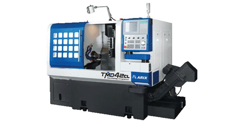 Arix TMD42CL CNC Otomat Torna