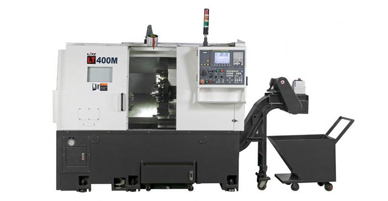 Litz EF-308 C Eksenli CNC Torna