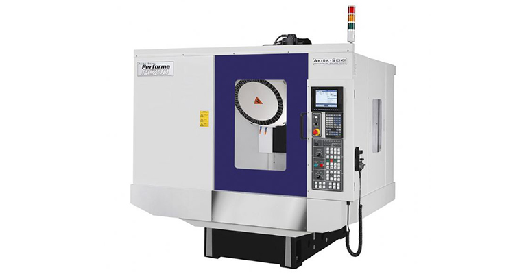 Akira Seiki PC700 CNC Tapping Center