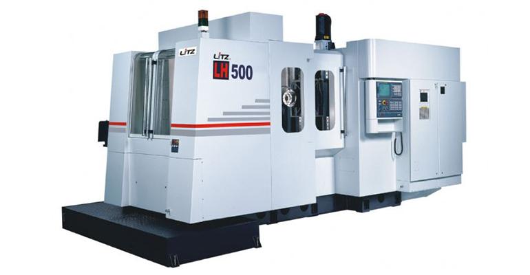Litz LH-500 CNC Yatay İşleme Merkezi