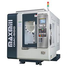 Maxmill QMC-500 CNC Dik İşleme Merkezi