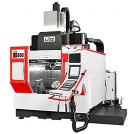 Litz LU-800 5 Eksen CNC Dik İşleme Merkezi