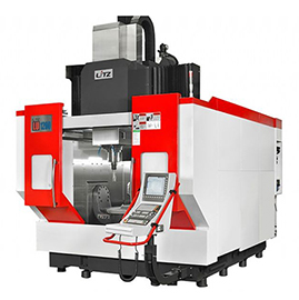 Litz LU-1200 5 Eksen CNC Dik İşleme Merkezi