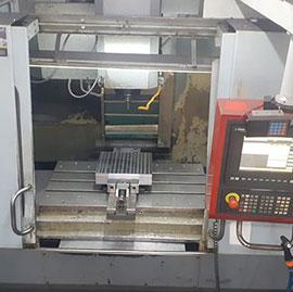 TEZSAN CNC İşleme Merkezi