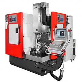 Litz LU-400 5 Eksen CNC Dik İşleme Merkezi